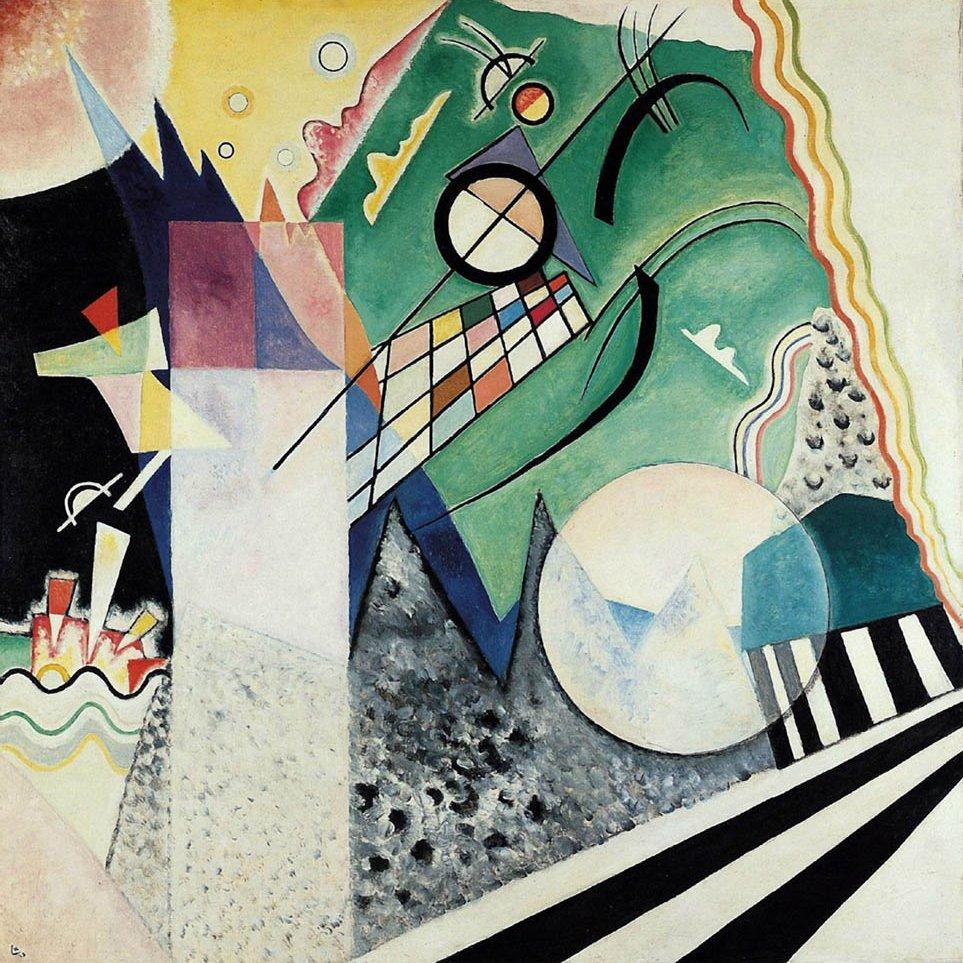 Composition 8  Guggenheim